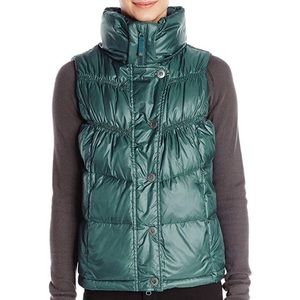 Prana Millie Puff Deep Balsam Vest. Like New.